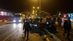 Samsun'da zincirleme trafik kazası: 6 yaralı