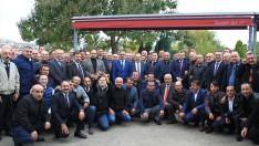 """Özel halk otobüslerinin """"ücretsiz hizmeti"""" için belediyeden destek"""