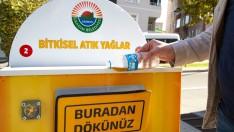 Samsun'da atık yağ ve pil toplama çalışmaları