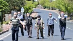 Ordu 65 yaş ve üzeri Vatandaşlara Kısıtlama Getirildi