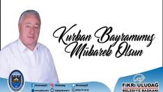 Gölköy Belediye Başkanı ULUDAĞ'dan Kurban Bayramı Mesajı