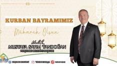Perşembe Belediye Başkanı TANDOĞAN'dan Kurban Bayramı Mesajı