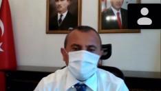 Vali Sonel, Maske, mesafe ve temizlik konusuna dikkat!