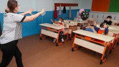 Ordu'da Yüz Yüze Eğitimin İlk Ders Zili Çaldı