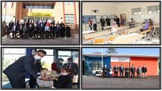 Millî Eğitim Müdürü Vargeloğlu, Korgan'da Öğrencileri Uyardı