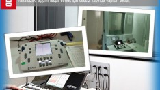 Ordu Devlet Hastanesi Odyometri Ünitesi Yenilendi