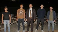 Başkan Demirci Gençlere Verdiği Sözü Tutuyor