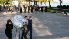 Ordu'da 24 Kasım Öğretmenler Günü Törenle Kutlandı