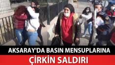 İGF Gazetecilere Yapılan Saldırıyı Kınadı