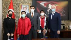 Altınordu Milli İrade Ortaokulu Türkiye Üçüncü Oldu