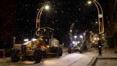 Ordu Büyükşehir'e Karla Mücadelede Tam Not