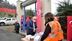 Altınordu'da Çanakkale Zaferi Kutlandı