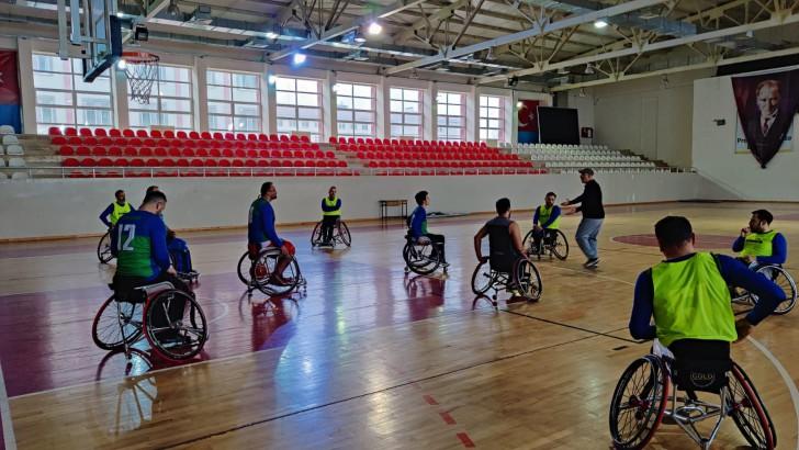 Ordu Büyükşehir Süper Lig'de Parkeye Çıkıyor
