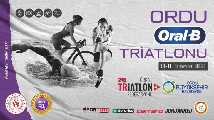 Triatlonda yılın ilk yarışı 30 Ağustos'ta Ordu'da yapılacak