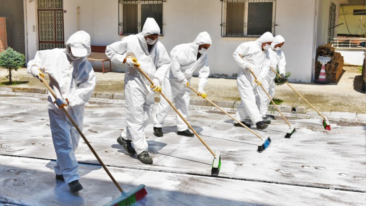 Altınordu Belediyesi Aşırı Yağışların İzleri Şehirden Silindi