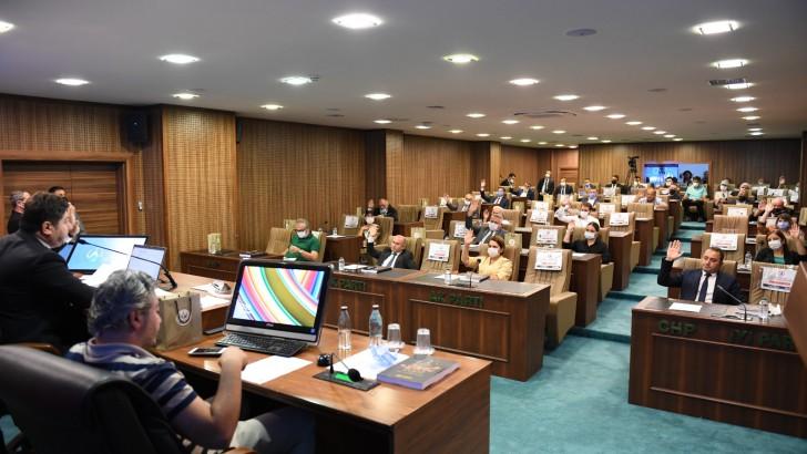 Altınordu Belediyesi Eylül Ayı Meclis Toplantısı Yapıldı