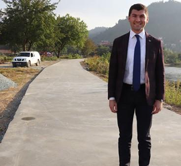 Turnasuyu Yaşam Vadisi projesi çalışmalarına başlandı