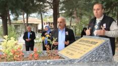Eski Büyükşehir Belediye Başkanı Önder kabri başında anıldı