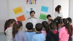 Fatsa'da öğrenciler meslekleri tanıttı