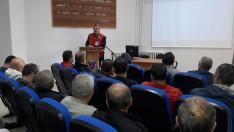 Türk Kızılayı Bafra Şubesi'nden hükümlülere seminer