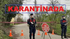 Ordu Akkuş'ta bir mahalle karantinaya alındı.