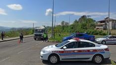 Ordu'da sokağa çıkma yasağına uymayan 108 kişiye ceza kesildi