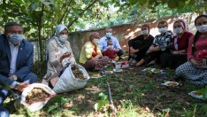 Ordu'da Çocuk Hakları Alt Komisyonu Bahçeye Girdi