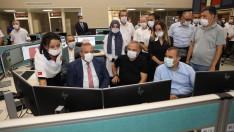 Ordu 112 Acil Çağrı Merkezi, Çağrı Kabulüne Başladı