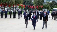 Ordu'da Gaziler Günü Kutlandı