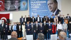 Çamaş'ta AK Parti İlçe Başkanlığına Bilal Şen Seçildi
