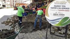 Altınordu Belediyesi Standardı Yüksek Yollar İçin 7/24 Çalışıyor