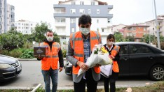 Altınordu Belediyesi Lösemili Çocukları Unutmadı