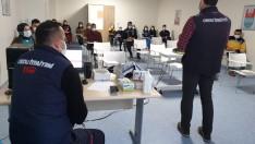 Ordu Büyükşehirden Hastane Personeline Yangın Eğitimi