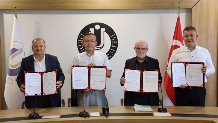 Ünye'de Fakülte Binasının Yapımı İçin Protokol İmzalandı