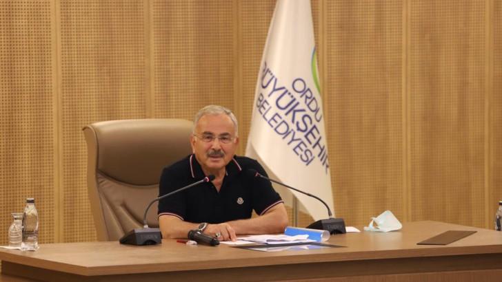 Başkan Güler, Yeni Dönemde Vites Yükselteceğiz.