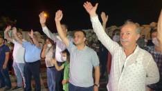 Fatsalı balıkçılar Dualarla Uğurlandı