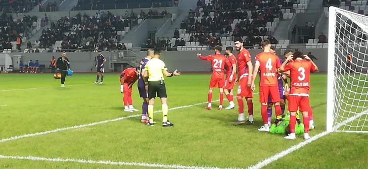 Orduspor 1967, Yeni statta ilk maçta hüsran!