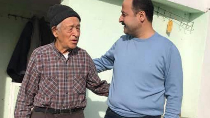 MHP İl Başkanı Naci Şanlıtürk'ün amcası vefat etti