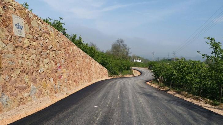 Başkan Yılmaz, Fatsa'ya Bu Yıl 64 Km Sıcak Asfalt Dökülecek