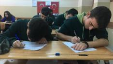 Ordulu Öğrencilerden Mehmetçik'e mektup