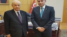 MHP Altınordu İlçe Başkanlığına Ecz. Altaş Atandı
