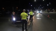 Ordu'da 53 Araç Trafikten Men edildi