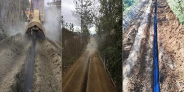 Fatsa'da İçme Suyu Sorunu Çözülüyor