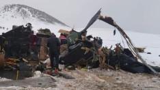 Ordulu yüzbaşı askeri helikopter Kazasında Yaralandı