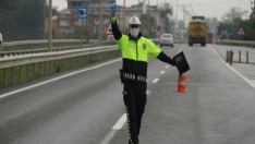 Ordu'da en çok hızlı araç kullananlara ceza yazılıyor
