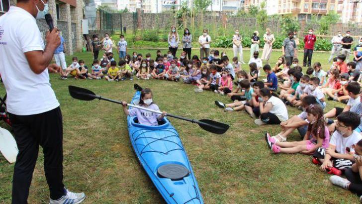 Ordu'da Yelken ve Kano Gençlerin İlgisini Çekiyor