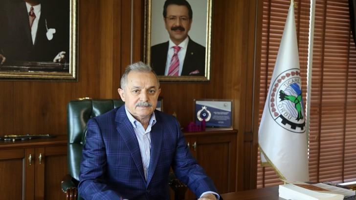 Türkiye'de ikinci 500 Giren Sanayi Kuruluşlarına Teşekkür