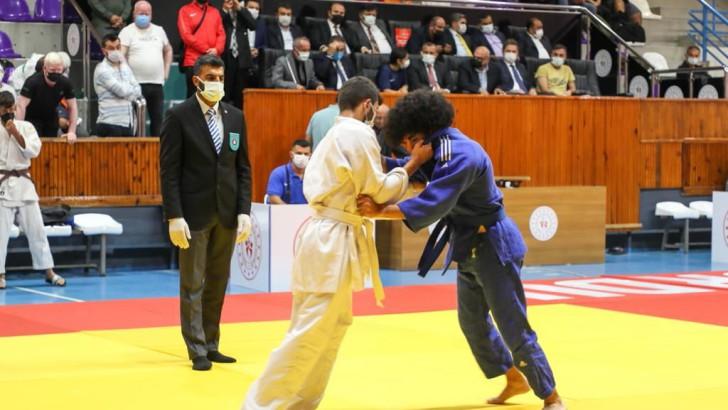 Görme Engelliler Türkiye Judo Şampiyonası Ordu'da Başladı