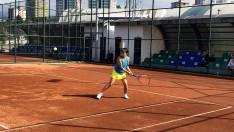 Ordu'da 29 Ekim Cumhuriyet Kupası Tenis Maçları Başladı