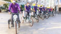 Ordu'da Bisikletli Temizlik Timi Kuruldu